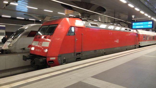 185 404 in Fulda, 2012
