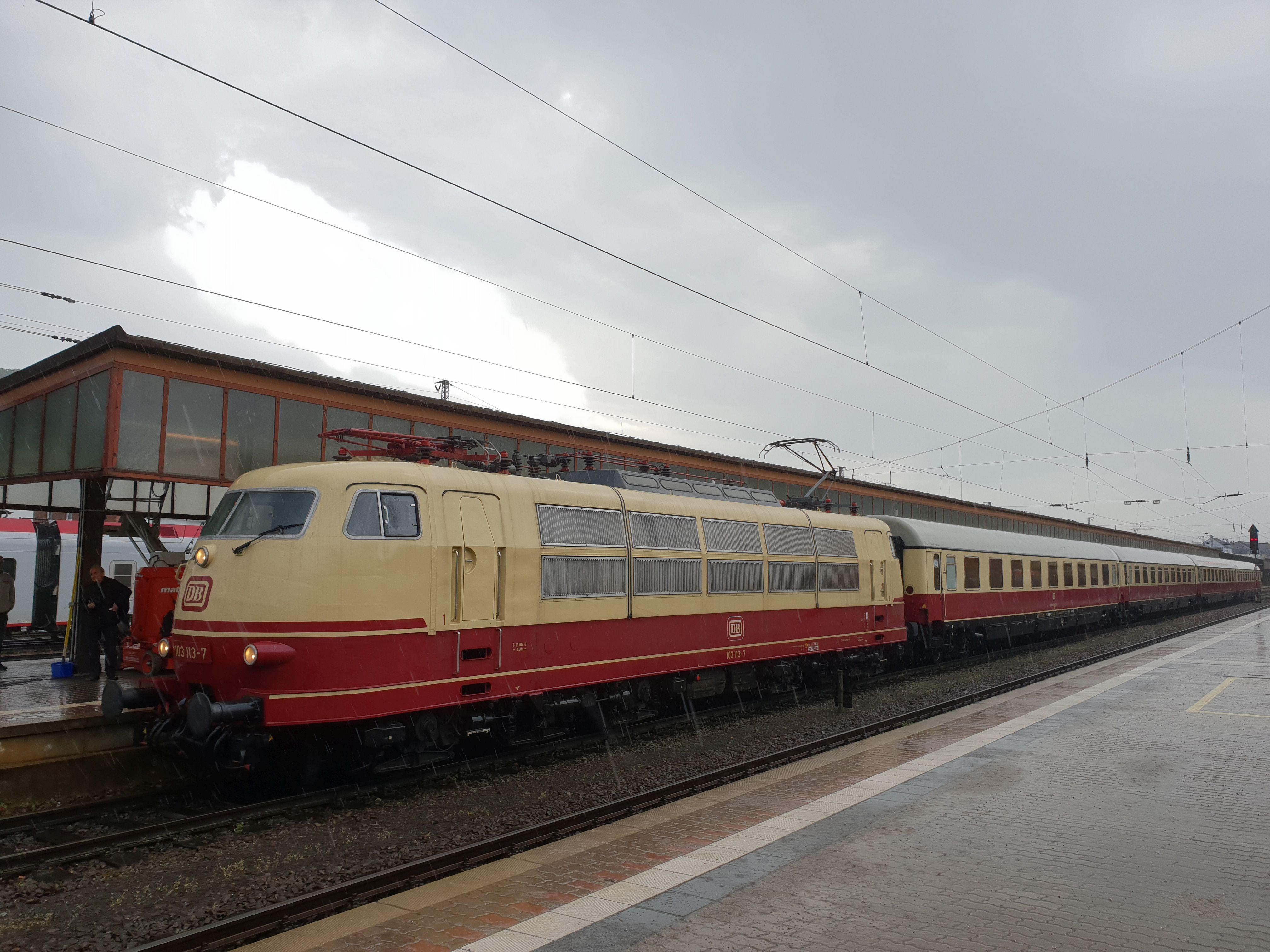 Lok 103 113, Trier, 2018